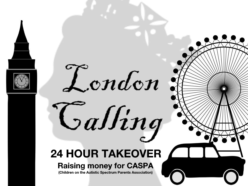 London Calling 24 hour takeover